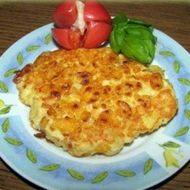 Bramborové placky s uzeným sýrem recept