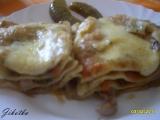 Lasagne s kuřecím masem recept