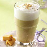 Karamelová káva recept