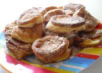 Ovesné muffiny s brusinkami recept