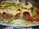 Cannelloni s voňavou masovou směsí a bešamelem recept ...