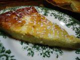 Tvarohový koláč bez těsta recept