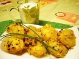 Brambory s garam masala recept