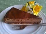 Tvarohový cheesecake s čokoládou recept
