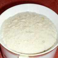 Chléb pečený v troubě recept