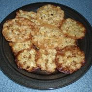 Kaurahentuset  ovesné sušenky recept