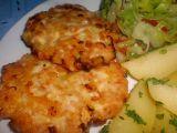 Sýrovo-kuřecí placičky recept