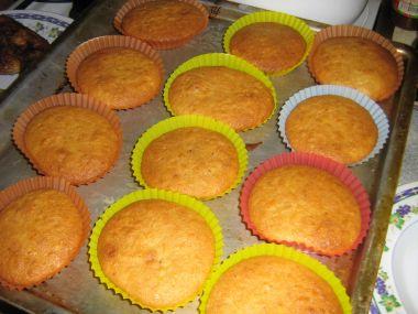Rychlé muffinky