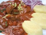 Guláš uherského grófa recept