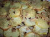 Zapečené brambory s hlávkovým zelím recept