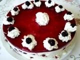 Letní dort recept
