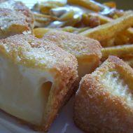 Pálivý smažený sýr recept