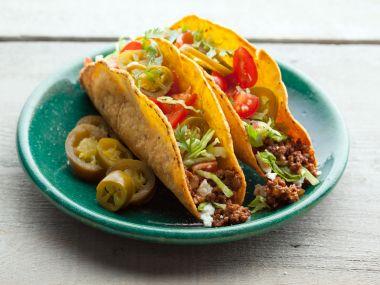 Soft tacos s grilovaným kuřetem