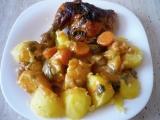 Lopuškovo kuře recept