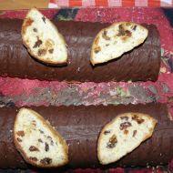 Biskupský chlebíček z bílků recept