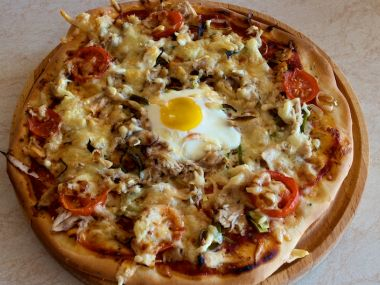 Recept na Pizzu
