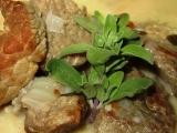 Vepřová plec na hořčici recept