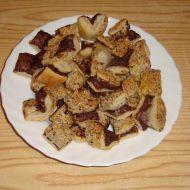Nugátové tlamičky recept