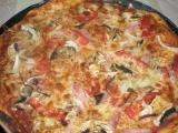 Vynikající pizza recept