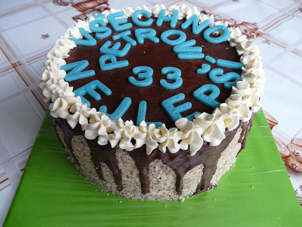 Krémový dort pro Petra recept