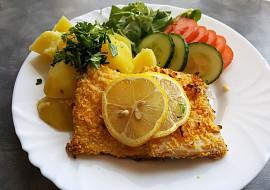 Řízky z rybího filé pečené v troubě bez smažení recept  TopRecepty ...