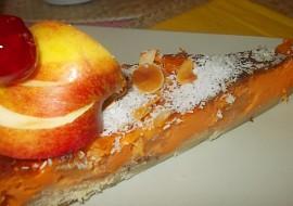 Jemný koláč s tvarohem a meruňkovo-mrkvovou marmeládou recept ...