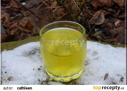 Pomerančový likér recept