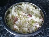 Zelný salát recept