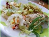 Mořská štika s kedlubnovými hranolky recept