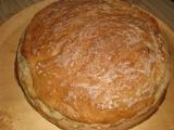 Chleba bez práce recept