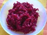 Salát z červené řepy recept
