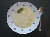 Bramborová sladko-kyselá polévka recept