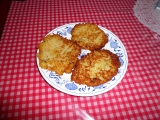 Květákové bramboráčky recept