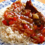 Hovězí po cikánsku recept