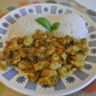 Jednoduchá kuřecí čína recept