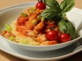 Pikantní omáčka na špagety s masem recept