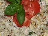 Těstoviny s Gorgonzolou recept