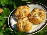 Máslové raženky (bulky) recept