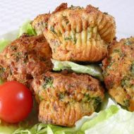 Velikonoční nádivkové muffiny recept