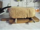 Chléb celozrnný recept