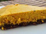 Dýňový cheesecake (Hokkaido) recept