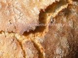 Podmáslový vločkový chleba recept