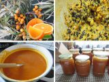 Rakytníkovo-pomerančový džem recept