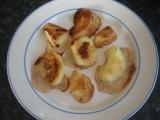 Jablka v palačinkovem těstě recept