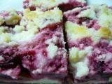 Švestkový koláč kynutý-nekynutý recept