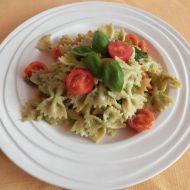 Avokádová omáčka na těstoviny recept