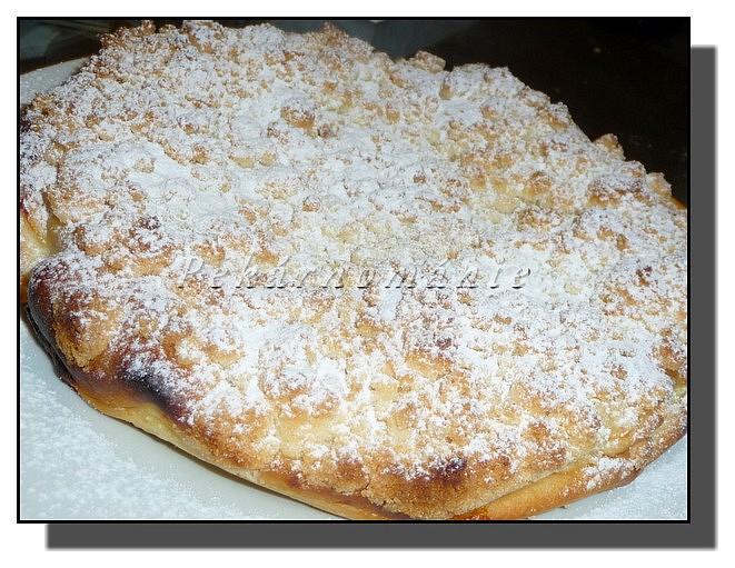 Drobenkový tvarohový koláč z remosky recept