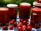 Třešňová marmeláda z DP recept