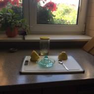 Domácí citronový sirup recept