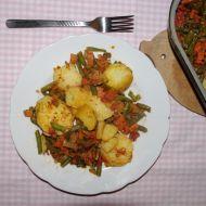 Pestrý zeleninový kastrol recept